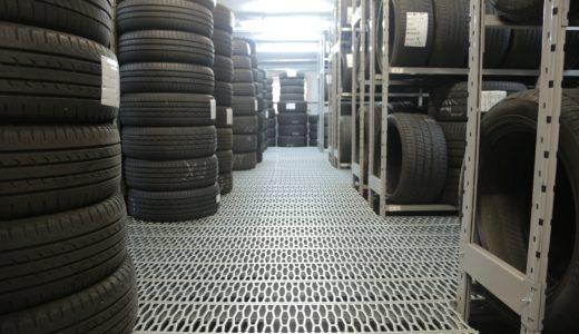 スタッドレスタイヤについて調べましたー!タイヤの寿命と走行距離の関係は?