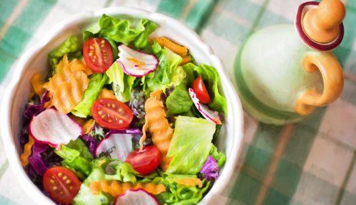 サラダ味のサラダってどんな味?実は野菜のサラダの味ではなかった!!