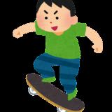 スケートボードに必要な5つのパーツ!楽天ランキングで人気の口コミ並べます。スケボーを東京五輪の堀米、西谷選手を観て始めたくなった人へ!